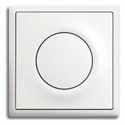 Клавиша для механизма 1-клавишного выключателя/переключателя/кнопки, серия impuls, цвет белый бархат