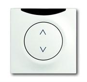 """""""ИК-приёмник с маркировкой """"""""I/O"""""""" для 6401 U-10x, 6402 U, серия impuls, цвет альпийский белый бархат"""""""
