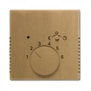 Плата центральная (накладка) для механизма терморегулятора  1095 U/UF, 1096 U, серия Династия, Латунь античная