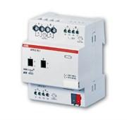 LR/S2.16.1 Светорегулятор ЭПРА 1-10B с контролем освещённости, 2-канальный, 16A