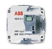 AE/A2.1 Вход аналоговый, 2-канальный, накладной монтаж