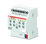 JRA/S4.230.5.1 Жалюзи активатор, 4-канальный, 220В, контроль хода