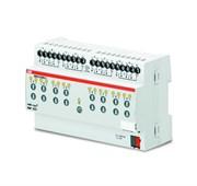 JRA/S8.230.5.1 Жалюзи активатор, 8-канальный, 220В, контроль хода