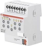 VAA/S6.230.2.1 Электронный активатор термоэлектрических приводов, 6-канальный, 24/220В