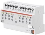 VAA/S12.230.2.1 Электронный активатор термоэлектрических приводов, 12-канальный, 24/220В