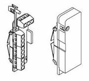 Контакт срабатывания расцепителя защиты AUX-SA T4-T5 1 S51 FOR PR221-222