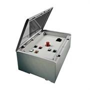 Коробка расп.гермет.пласт.винт IP55 100х100х50мм ШхВхГ