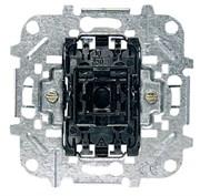 Механизм 1-клавишного выключателя, 1-полюсного, 10А/250В