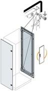 Дверь боковая 2000x1000мм ВхГ