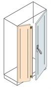Дверь с перекрытием 2000x500мм ВхШ