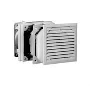 Вентилятор с решеткой 130x130 mm