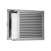 Вентилятор с решеткой 250x250 mm