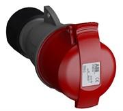 Розетка кабельная Easy&Safe 416EC6,16А,3P+N+E,IP44,6ч