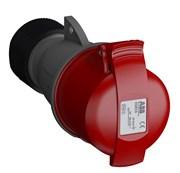 Розетка кабельная Easy&Safe 432EC6,32А,3P+N+E,IP44,6ч