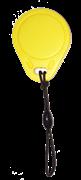 Брелок доступа IС (Mifare, 13,56МГц), жёлтый