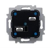 SDA-F-1.1.1-WL Датчик/активатор регулировки освещения 1/1-кан. free@home, беспроводной