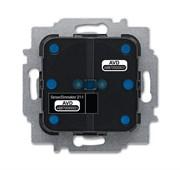 SDA-F-2.1.1-WL Датчик/активатор регулировки освещения 2/1-кан. free@home, беспроводной