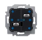 SBA-F-2.1.1-WL Датчик/активатор жалюзи 2/1-кан. free@home, беспроводной