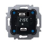 RTC-F-2.1-1-WL Комнатный терморегулятор/активатор отопления free@home, беспроводной