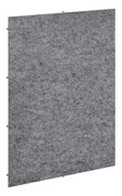 UZD621 Доска для заметок (серый войлок) UK62..