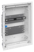 Шкаф мультимедийный без двери UK624MB (2 ряда)