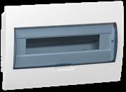 Бокс ЩРВ-П-18 модулей встраиваемый пластик IP41 IEK