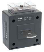 Трансформатор тока ТТИ-А 150/5А 10ВА класс 0,5 IEK