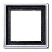 Рамка одинарная Jung LS 990, алюминий al2981