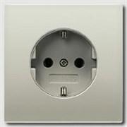 Розетка с заземляющими контактами 16 А / 250 В~ с защитой от детей ES1520KI