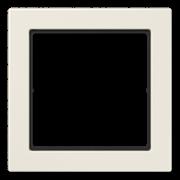 Рамка 1 пост Jung FD DESIGN, слоновая кость, FD981W