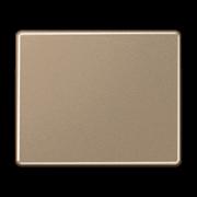 Jung Клавиша короткого хода; золотая бронза, арт. SL1561.07GBа