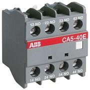Блок контактный CA5-22M (2НО+2НЗ) фронтальный для контакторов серии UA и GA