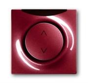 ИК-приёмник с маркировкой для 6953 U, 6411 U, 6411 U/S, 6550 U-10x, 6402 U, серия impuls, цвет бордо/ежевика