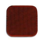 Линза красная для светового сигнализатора, серия Busch-Duro 2000 SI