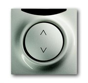 ИК-приёмник с маркировкой для 6953 U, 6411 U, 6411 U/S, 6550 U-10x, 6402 U, серия impuls, цвет шампань-металлик