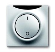 """""""ИК-приёмник с маркировкой """"""""I/O"""""""" для 6401 U-10x, 6402 U, серия impuls, цвет серебристый металлик"""""""