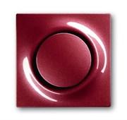 Клавиша для механизма 1-клавишного выключателя/переключателя/кнопки, серия impuls, цвет бордо/ежевика