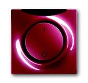 """""""ИК-приёмник с маркировкой """"""""I/O"""""""" для 6401 U-10x, 6402 U, серия impuls, цвет бордо/ежевика"""""""