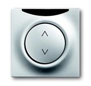 ИК-приёмник с маркировкой для 6953 U, 6411 U, 6411 U/S, 6550 U-10x, 6402 U, серия impuls, цвет серебристый металлик