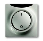 """ИК-приёмник с маркировкой """"I/O"""" для 6401 U-10x, 6402 U, серия impuls, цвет шампань-металлик"""